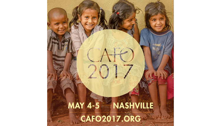 Will You Be at CAFO Summit This Week?