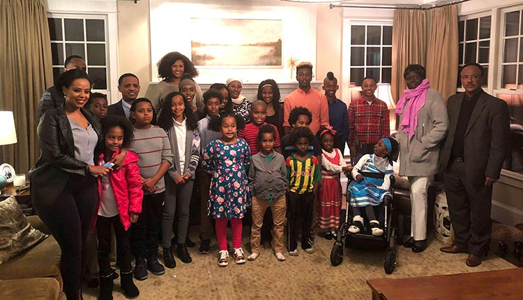 AWAA Meets with Ethiopia Officials