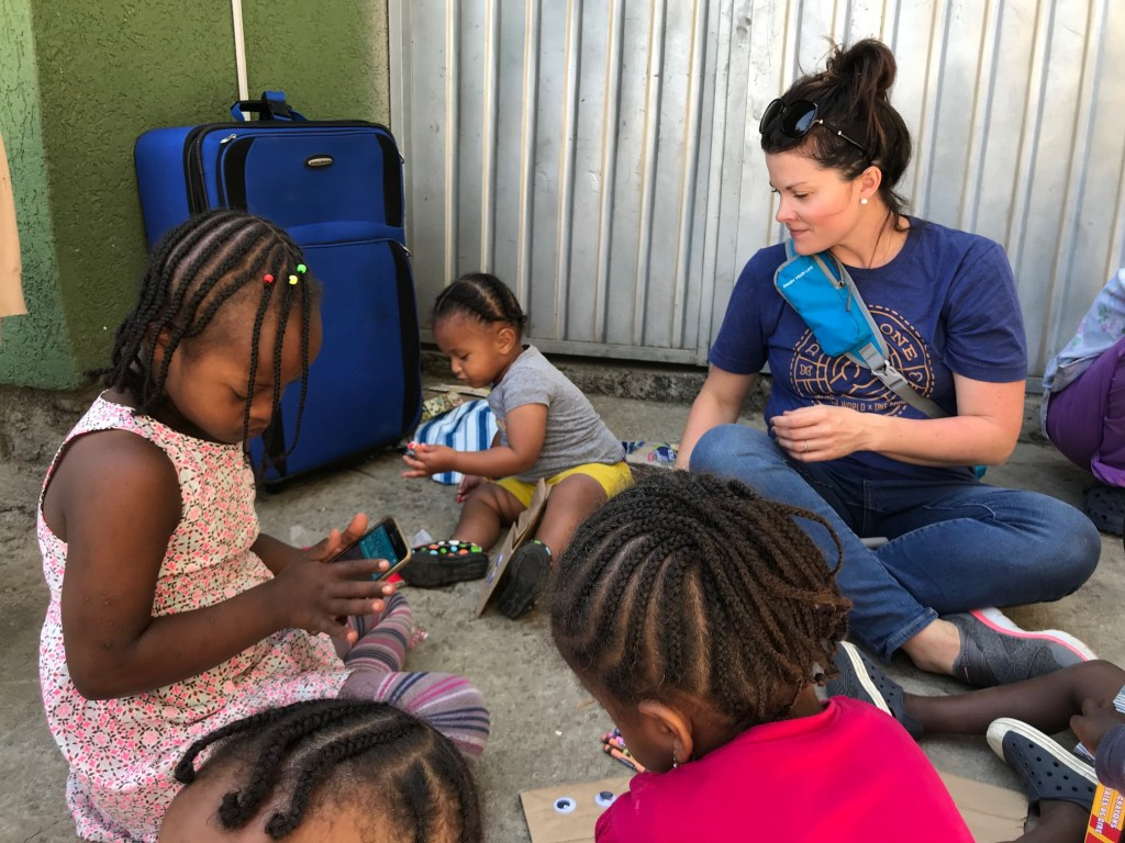 Stories from the field: Why I give and why I go