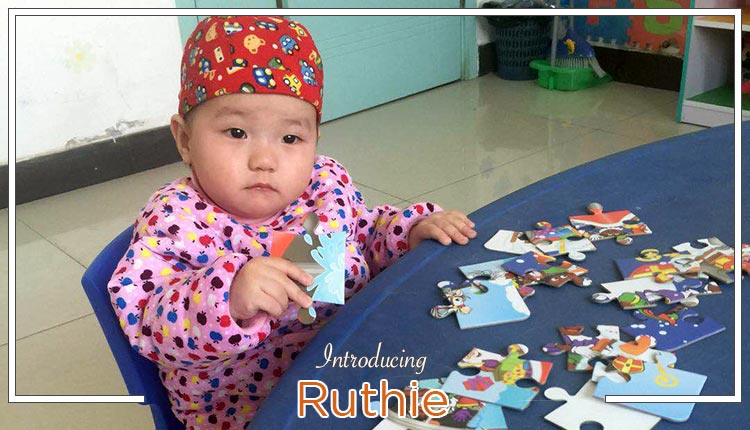 "China Pre-Referral:  Meet ""Ruthie"""