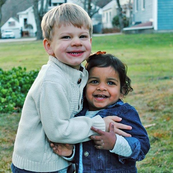 India Adoption Family