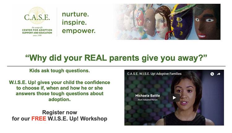 C.A.S.E. Workshop 2020