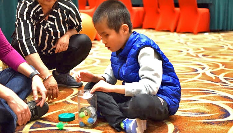 china waiting child