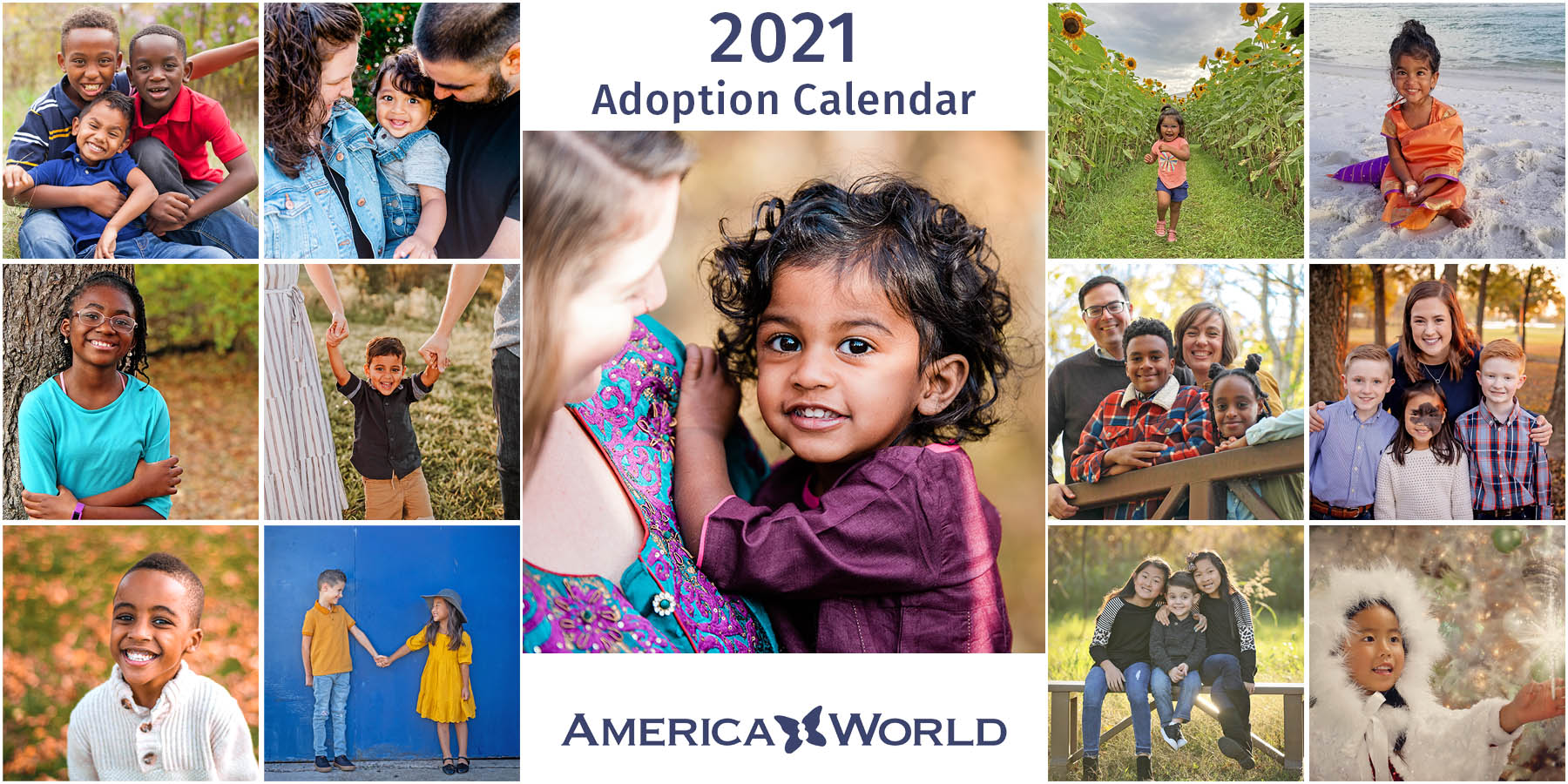 2021 Adoption Calendar Winners
