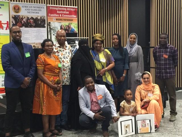 2019 Multicultural Dinner AWAFN & Partners