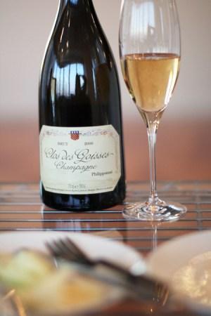Champagne 005 フィリポナ クロ・デ・ゴワセ (Philipponnat Clos des Goisses)