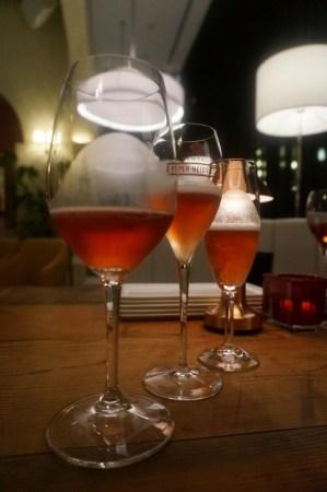 PIPER-HEIDSIECK 3タイプのグラスで飲み比べてみた