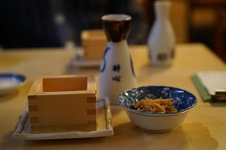 上野 老舗居酒屋 たる松