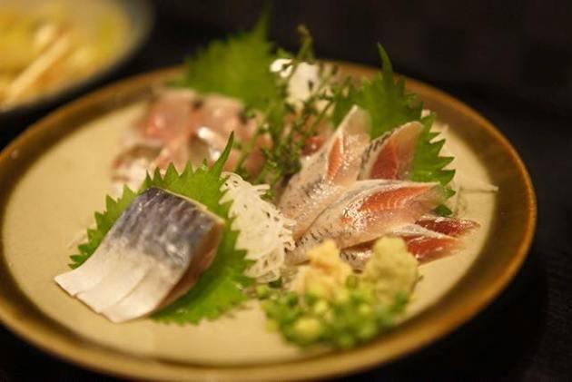 大崎 いわし料理 味楽