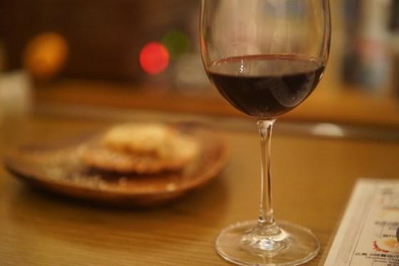 入谷 深夜に出現するワインに合う焼きおにぎり「GAO」