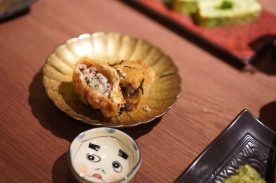 恵比寿 天ぷら串 山本屋:使い勝手の良いおばんざいと天ぷら串