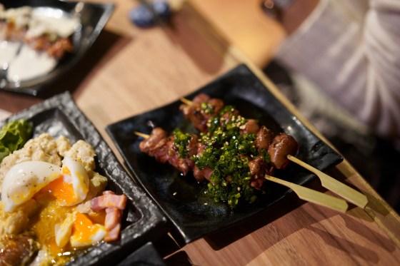 上野 鳥光國 玉乃光酒造とコラボした使いやすい 焼鳥&日本酒が楽しめるお店