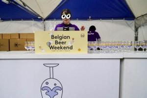 夏こそビール!Belgian Beer Weekend (ベルギービールウィークエンド )日比谷へ行ってきた