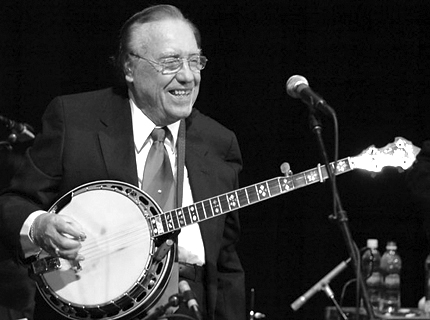 earl scruggs banjo player