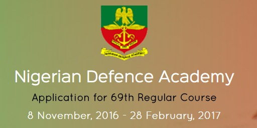 2017 Nigerian defence academy