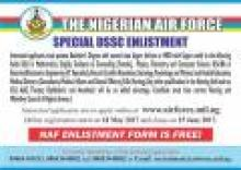 special dssc enlistment 2017