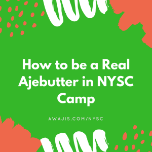 real nysc ajebutter