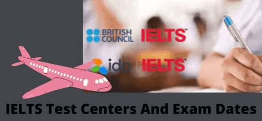 IELTS Test Centers And Exam Dates in Nigeria