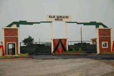 Army Barracks In Nigeria