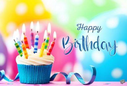 Lovely Birthday Wishes to Myself