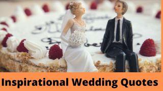 Inspirational Wedding Quotes
