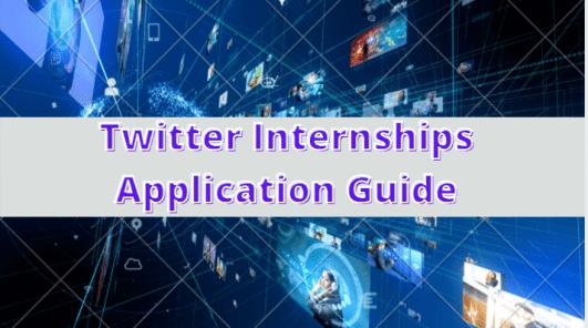 Twitter Internships