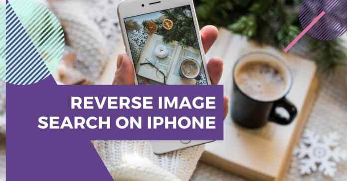 Reverse Image Search iPhone