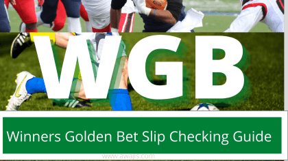 How To Check Bet Slip On Winners Golden Bet: A Guide