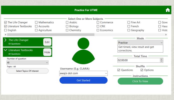 jamb cbt software 2021