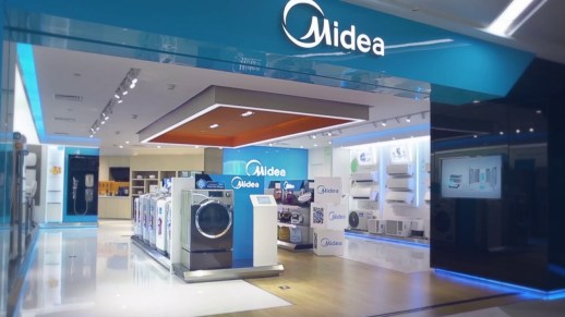 Midea Stores and Showrooms in Nigeria