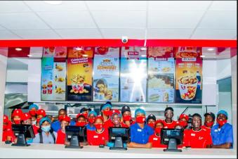 KFC Locations in Nigeria