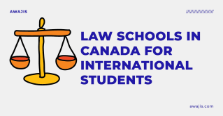 Law schools in Canada for international students