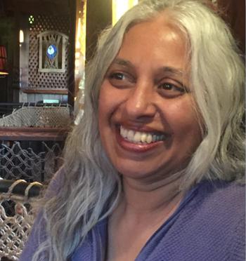 lakshmi portrait