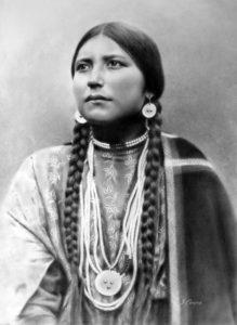 native-woman
