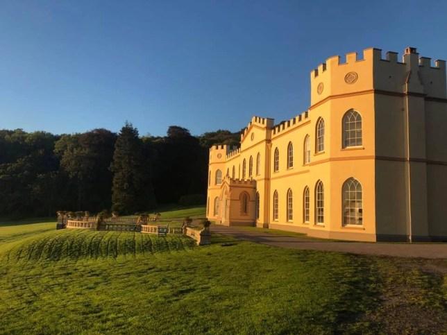 Tawstock Court Manor House