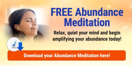 FREE Financial Abundance Meditation from Mary Morrissey