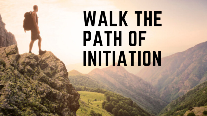 Free e-Book: The Path of Initiation for Men
