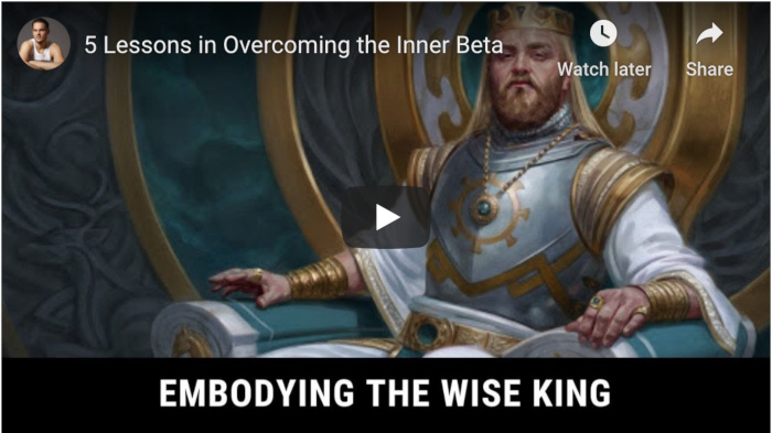 Watch: 5 Lessons in Overcoming the Inner Beta