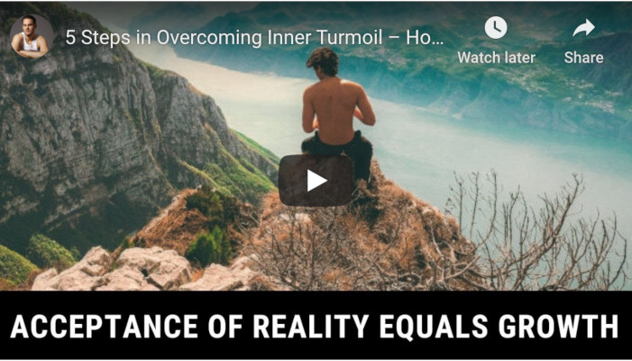 Watch: 5 Steps in Overcoming Inner Turmoil – How to Build Inner Peace