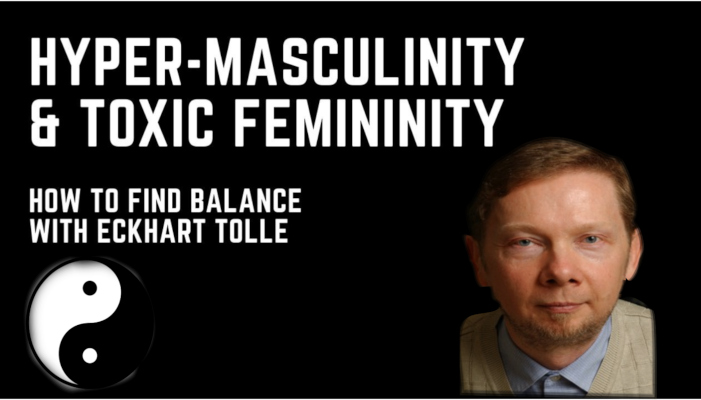 Watch: Hyper Masculinity & Toxic Femininity | How to Balance Yin & Yang Energy