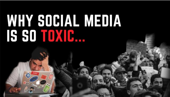 Watch: Why Social Media is So Toxic | Digital Gardening