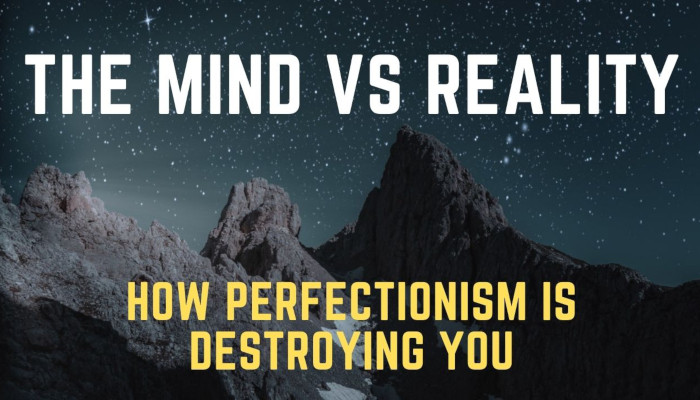 Watch: How Perfectionism is Destroying You | Reality vs The Mind