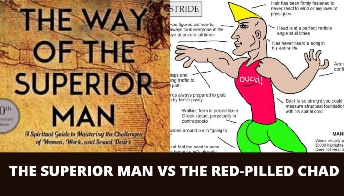 The Superior Man vs The Red-Pilled Chad | Which Path Will You Take?