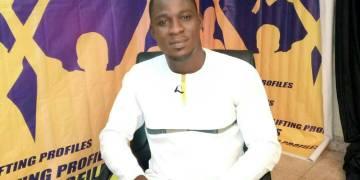 Gershon Ntsri, CEO, Germen Productions
