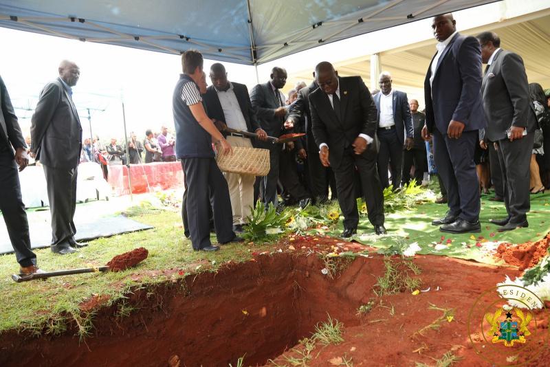 Tribute by Nana Addo Dankwa Akufo-Addo, At The Funeral Of Hugh Masekela, On Tuesday, 30th January, 2018, In Johannesburg, South Africa
