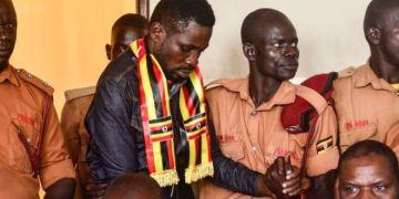 Bobi Wine has been transferred from military custody to prison