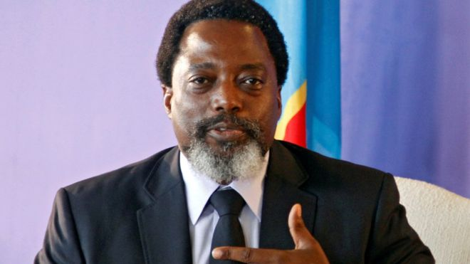 DR Congo President Joseph Kabila not seeking third term