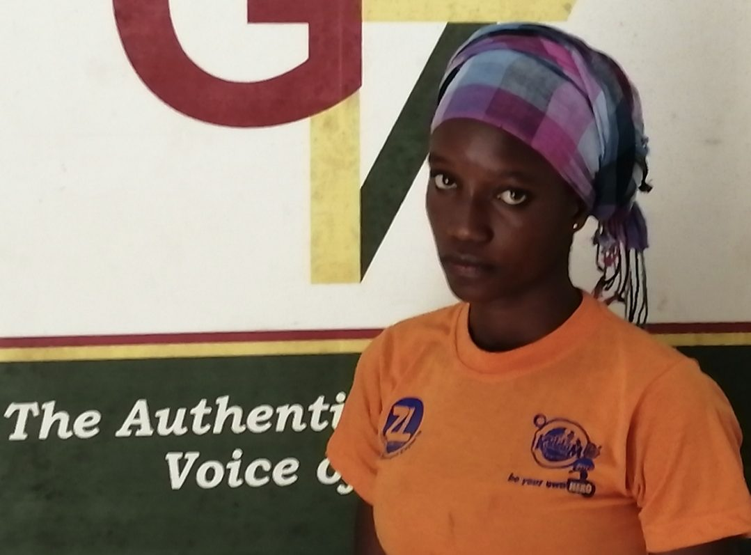Meet Abudu Salah; the Kayayei who scored six A's and two B's in WASSCE