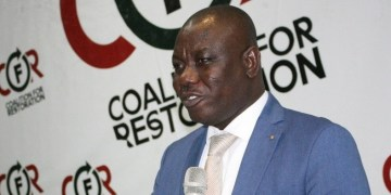 Isaac Adongo is a member of the Finance Committee of Parliament