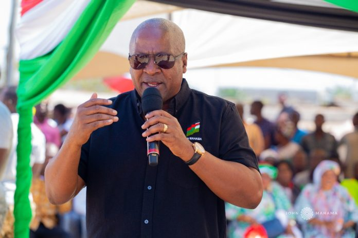Scrap those 40 useless ministries to save public purse – Mahama fires Nana Addo